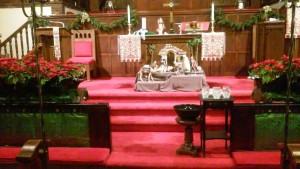 Consecration 2015