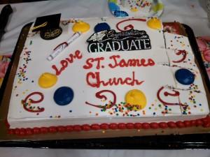 Graduation Celebration 2015